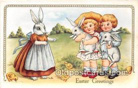 yan240033 - Easter Greetings Postcard Post Card